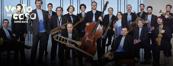 09 Setembro 2016 Orquestra Jazz Matosinhos e Sérgio Godinho