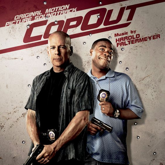 """Cop Out"" movie soundtrack, 2010."