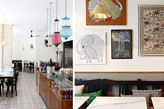 Restaurant Indien Paris