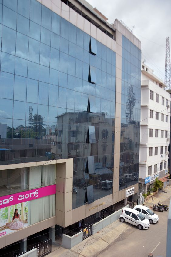 Find Commercial Office Space for Rent in Bangalore and get details at Enzyme Business Center. Koramangala - HSR Layout - Silk Board