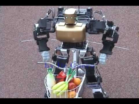 Sweet Cycling Cyborgs  Dr. Guero Presents a Robot on Wheels