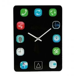 Reloj de Pared Diseño Ipad