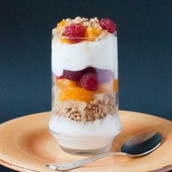 Tropical Parfaits By TasteSpotting