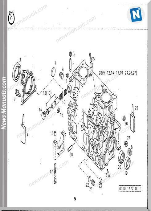 [FPER_4992]  Deutz 1011F Engine Parts Diagram | Diagram, Engineering, Parts | Deutz Engine Schematics |  | Pinterest