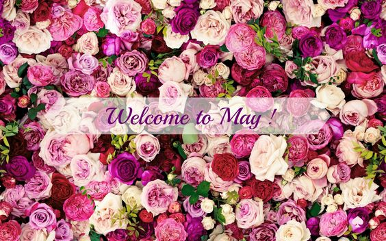 Welcome May: