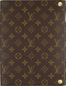 LV iPad case...for the most fashionable iPad ever!