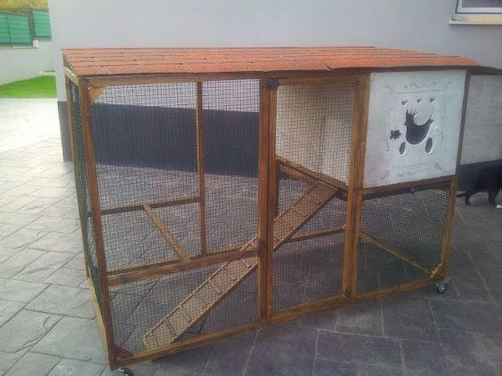 Construcción de un gallinero   Hacer bricolaje es facilisimo.com