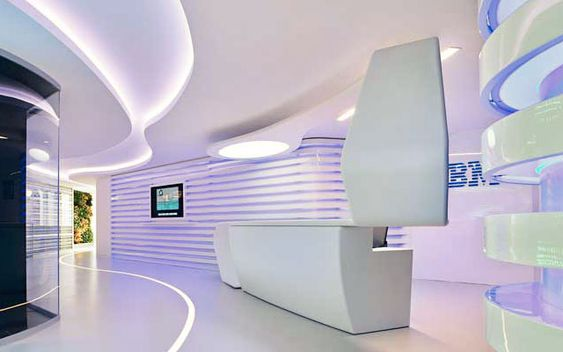 | El mostrador de recepción, clave en el diseño de oficinas …