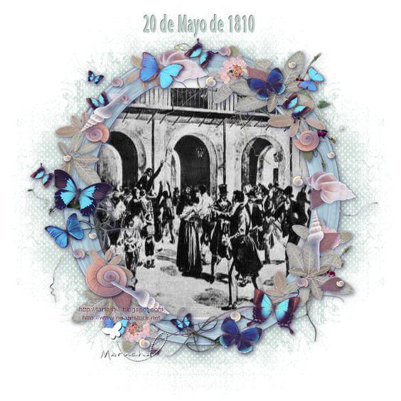 La casita del hornero 2: La Semana de Mayo de 1810: Domingo 20