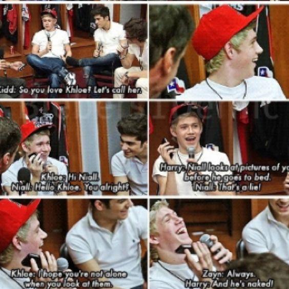 Haha, I love ya One Direction!