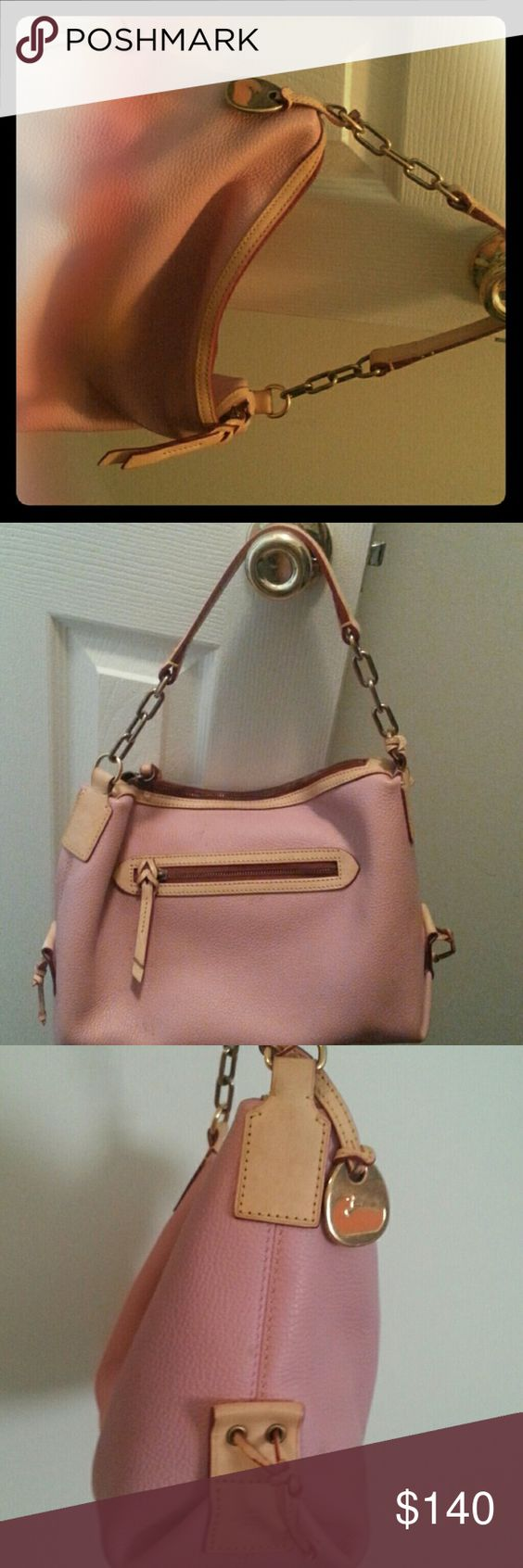 Dooney & bourke handbag Light pink, leather Dooney & Bourke Bags Satchels