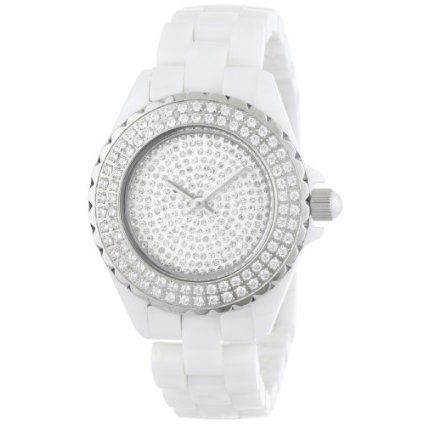 Akribos Lady Diamond Collection Watch. http://thebeautyoftime.tumblr.com/post/23580017858/akribos-lady-diamond-collection-watch
