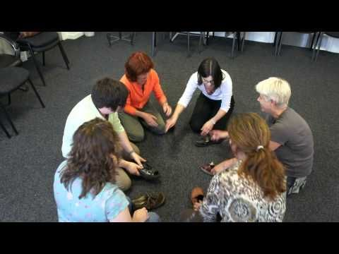 Group Attachment Activities- Smelly Shoe