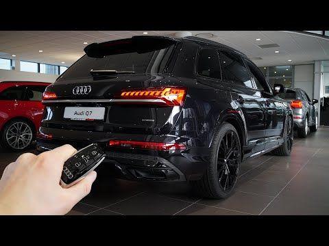 2020 Audi Q7 55tfsi 340hp Sound Visual Review Youtube Audi Q7 Audi Mom Car