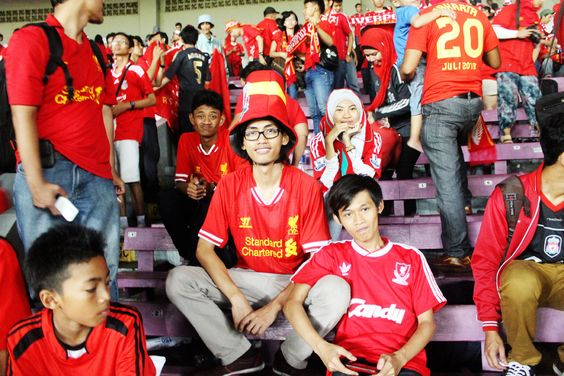 We Are Reds - LFC Asia Tour 2013