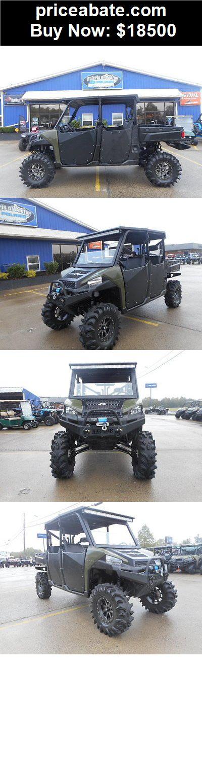 Power-Sports-ATVs-UTVs: 2014 Polaris Ranger Highlifter Promo  - BUY IT NOW ONLY $18500