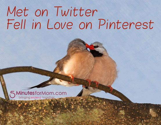 We think you may meet quickly on Twitter, but you really get to know your friends through their Pins. What do you think? Share your favorite Pins at Pin It Friday and we will repin and get to know you better.  http://www.5minutesformom.com/category/blogging/pin-it-friday/