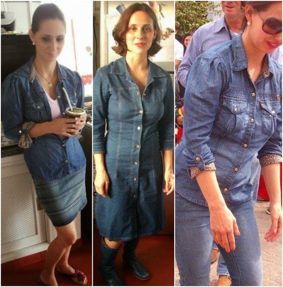 FEMINA - Modéstia e elegância: All jeans