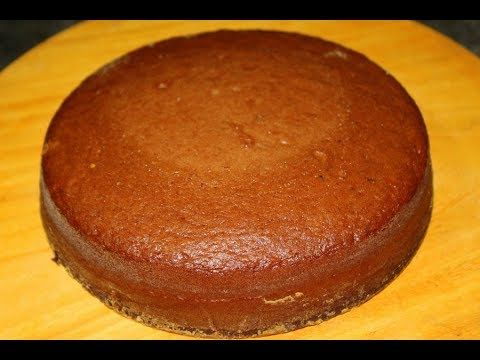 Eggless Chocolate Cake Recipe Is A Simple And Basic Chocolate Sponge Cake Made Without Oven In A Pres In 2020 Cake Recipes Eggless Cake Recipe Chocolate Cake In Cooker