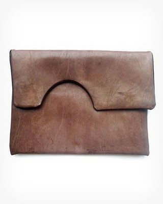 Style - Leather Clutch