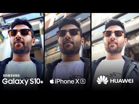 Comparing The Triple Camera On The 2019 Samsung Galaxy S10 Samsung Galaxy S10 Plus Vs Iphone Xs Iphone Xs Max Vs Huawei Mate 20 Pro Camera Enter Giveaway H
