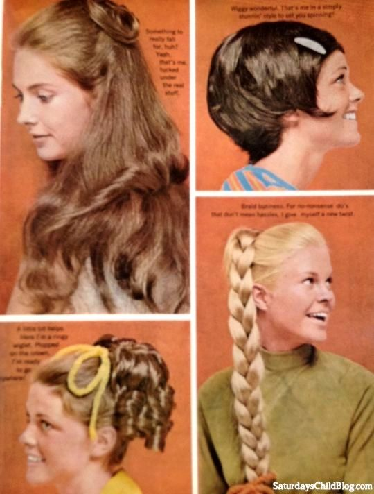 70s Hairstyles Bob Braid Curls New Site 70s Haar 70er Jahre Frisuren Haar Styling