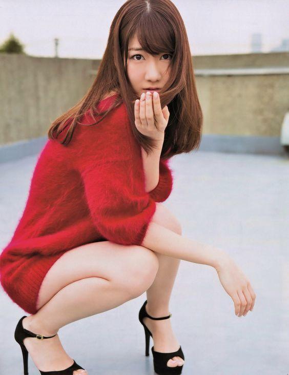 洋服が素敵な柏木由紀さん