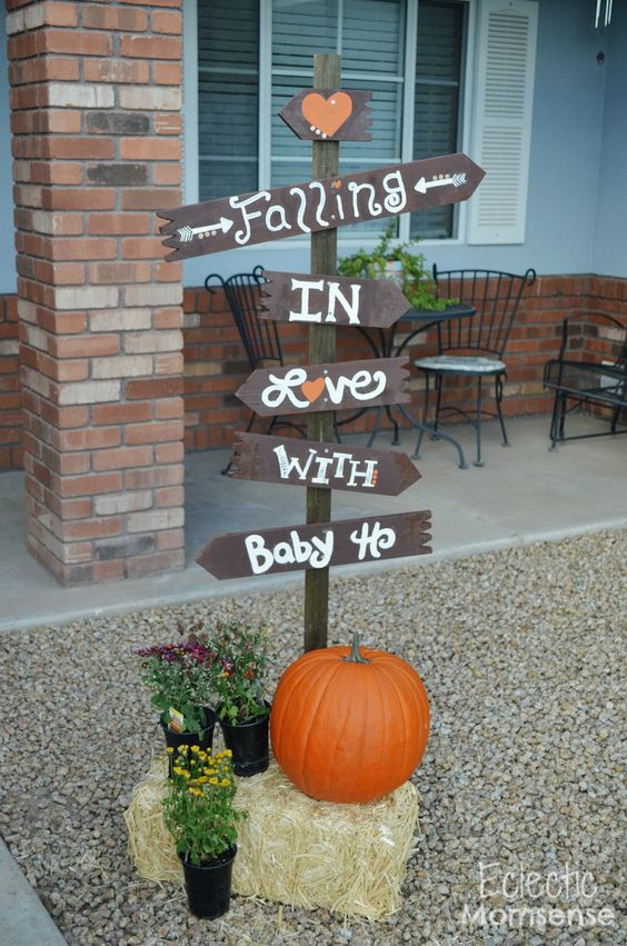 Eclectic Momsense | Fall in Love with Baby {shower} | http://eclecticmomsense.com
