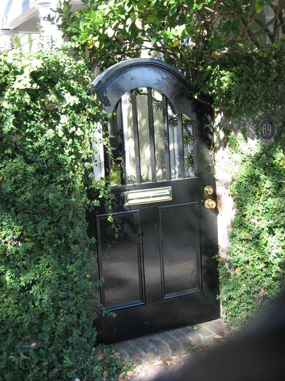 Doors of Charleston,SC