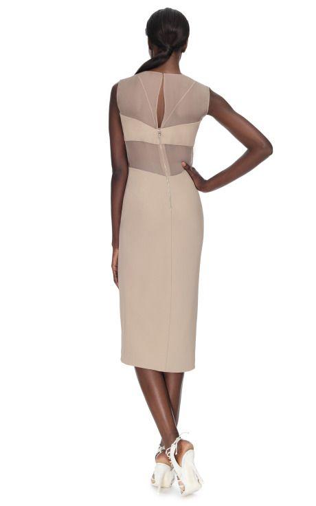 Narciso Rodriguez Sable Dress
