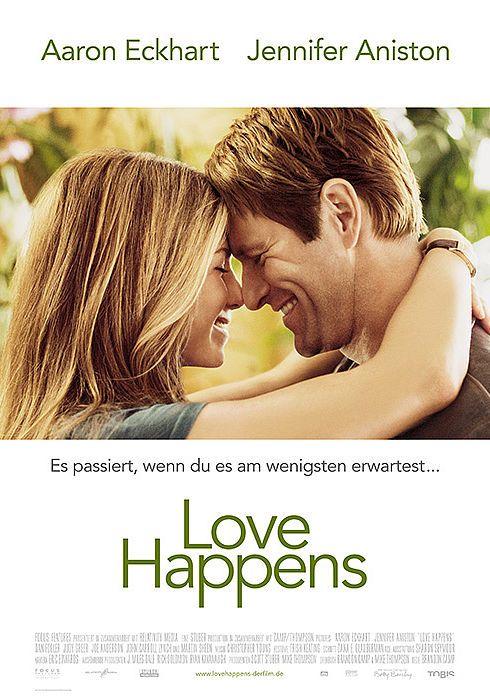 Love Happens Mit Jennifer Aniston Und Aaron Eckhart Liebe