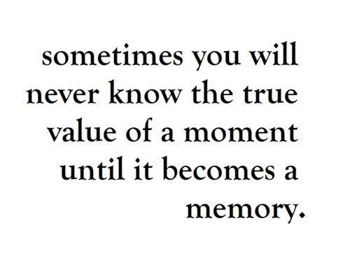 memories by carolyn