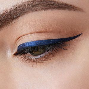 Cobalt Wing Eyeliner