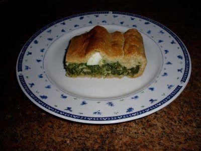Recetas de Cocina: MASA PARA PASCUALINA