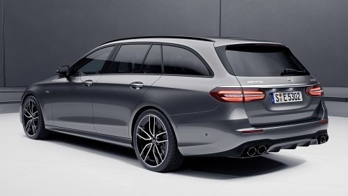The 2019 Mercedes Amg E53 Is Here As Both A Sedan And Wagon Merc