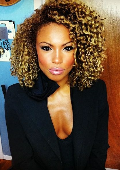 Fantastic Naturally Curly My Hair And Locs On Pinterest Hairstyles For Women Draintrainus