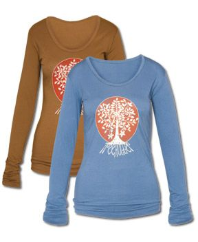 Treehugger Long Sleeve Organic T-Shirt