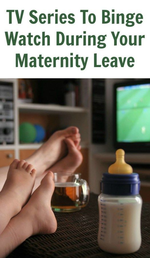 TV Series to Binge Watch during your Maternity Leave