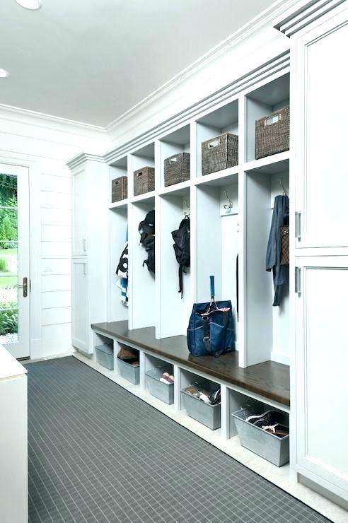 Mudroom Cubby Dimensions Google Search Farmhouse Mudroom Mudroom Mudroom Lockers