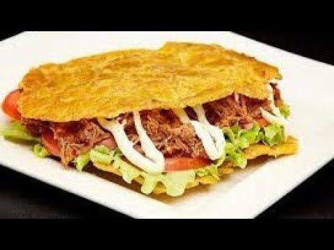 Receta Rico Patacon Venezolano Con Imagenes Recetas De Cocina