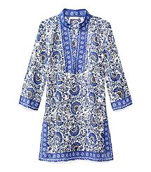 MADURA TUNIC beautiful - the blue colour is lovely too!