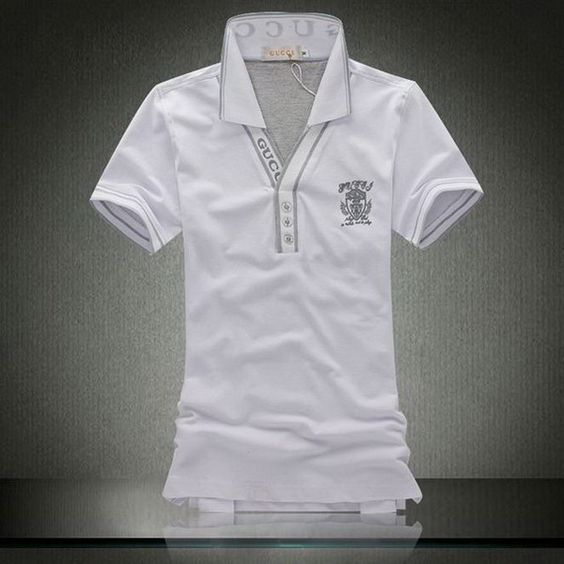 Ralph Lauren Refined Logo Black Fashion Neck Short Sleeved