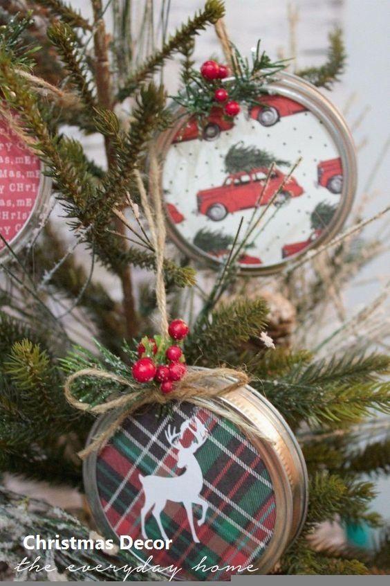 Christmas Ornaments 2020 Homemade New Christmas Decoration Ideas | Christmas tree decorations diy