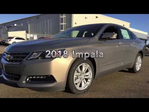New 2018 Chevrolet Impala For Sale Brown Fwd 1lt 18n103