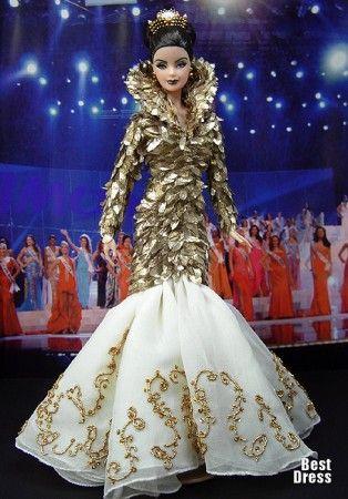 Ninimomo's Barbie. Америка (Северная, Центральная, Южная). 2009/2010: