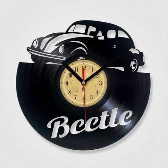 アナログレコードクロック 時計になります こちらは海外のビニールレコード時計アーティストにより一品一品手作りで作られてる作品になります サ Vinyl Record Clock Vinyl Record Crafts Record Crafts