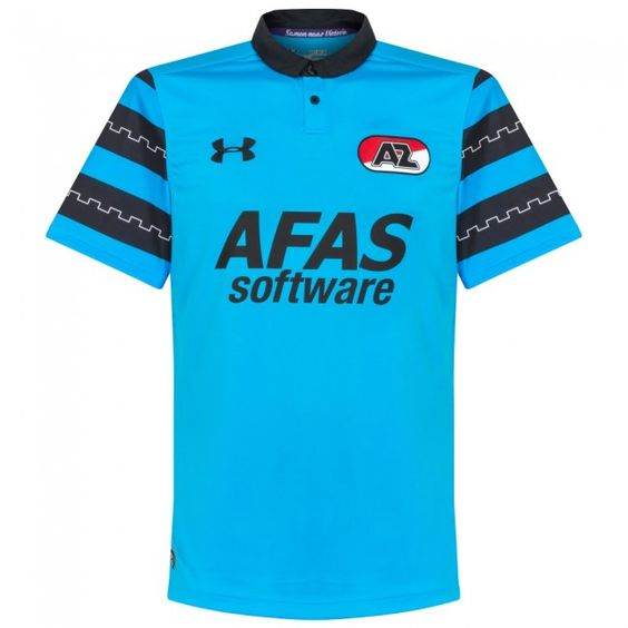 Camiseta del AZ Alkmaar 2016-2017 Visitante #azalkmaar