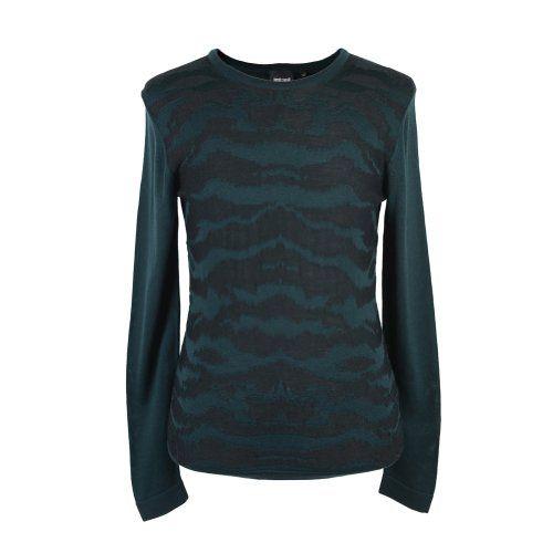 Just Cavalli Green Wool Crewneck Sweater US M EU 50 Just Cavalli,http://www.amazon.com/dp/B00IP0RGFY/ref=cm_sw_r_pi_dp_DTEqtb1JSQW9TYB3