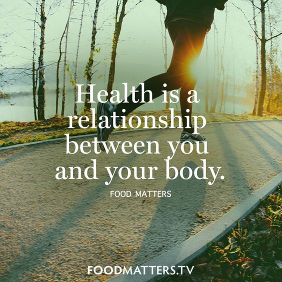 relationship between healthy body and mind quote