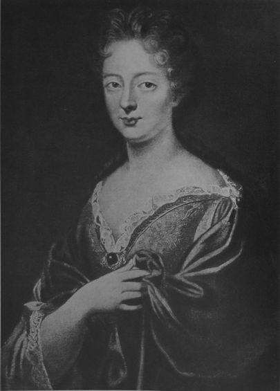 "Jeanne-Baptiste d'Albert de Luynes, Contessa di Verrua dite ""Comtesse de Verrue"" (1670-1736). Fille du duc de Luynes et maîtresse du Duc de Savoie."